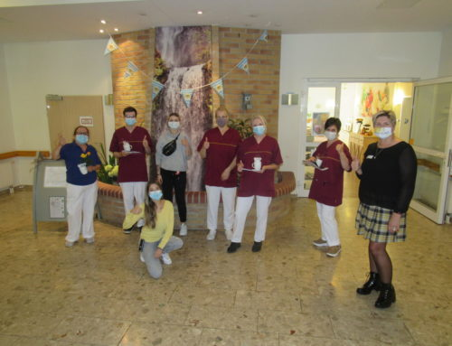 Zuwachs im Senioren-Zentrum Weingarten
