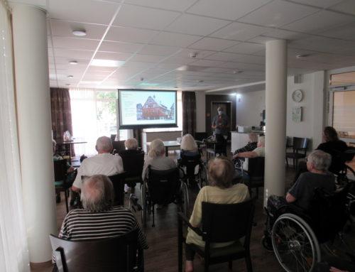Virtuelle Stadtführung im Senioren-Zentrum Plochingen