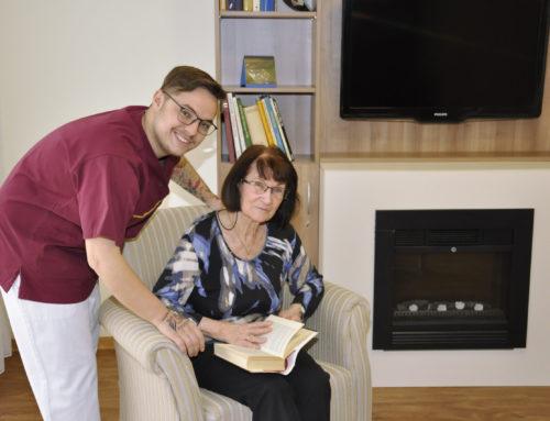 Internationaler Männertag in den Haus Edelberg Senioren-Zentren