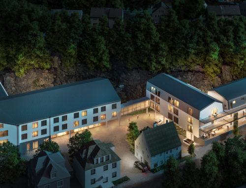Bauarbeiten für neues Senioren-Zentrum in Erdmannhausen starten