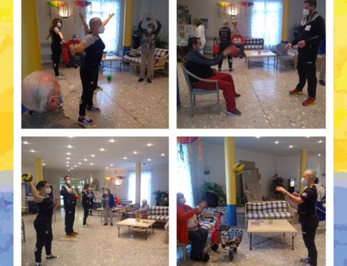 Schlemmen und Sport im Haus Edelberg Senioren-Zentrum Bietigheim