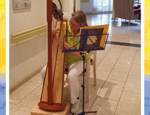Harmonische Klänge im Haus Edelberg Senioren-Zentrum Stutensee-Friedrichstal