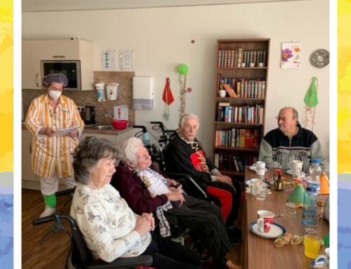 Fastnacht im Senioren-Zentrum Klarenthal