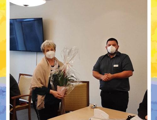 Neue Mitarbeiterin im Senioren-Zentrum Bruchmühlbach