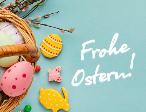Ostern in den Haus Edelberg Senioren-Zentren
