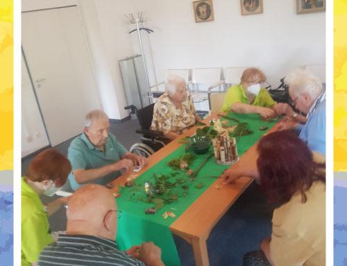 MAKS Sitzung im Senioren-Zentrum Ludwigsburg